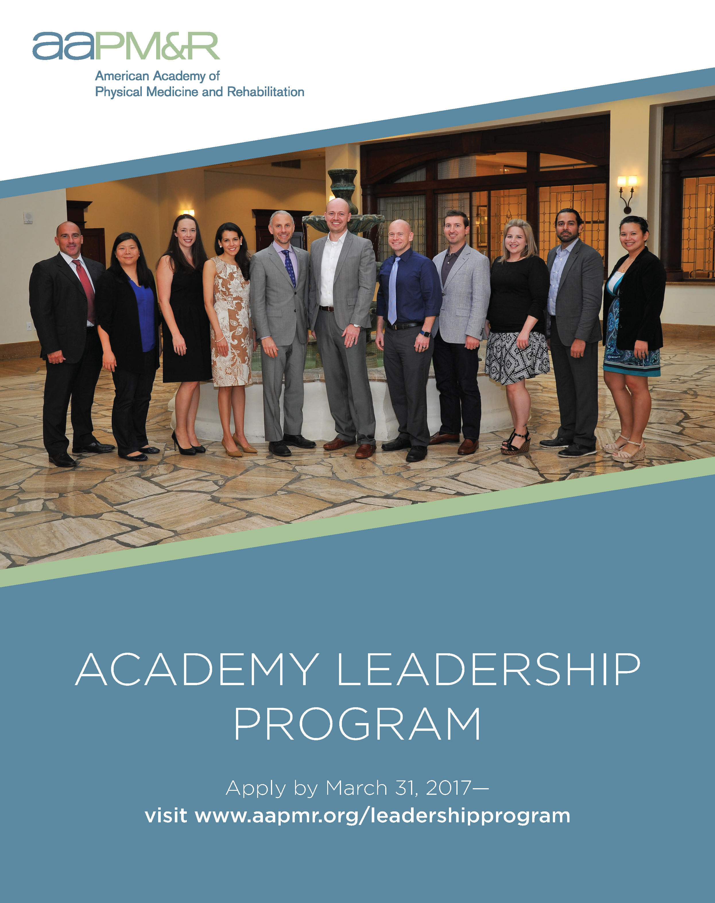 Leadership Program Cover Page