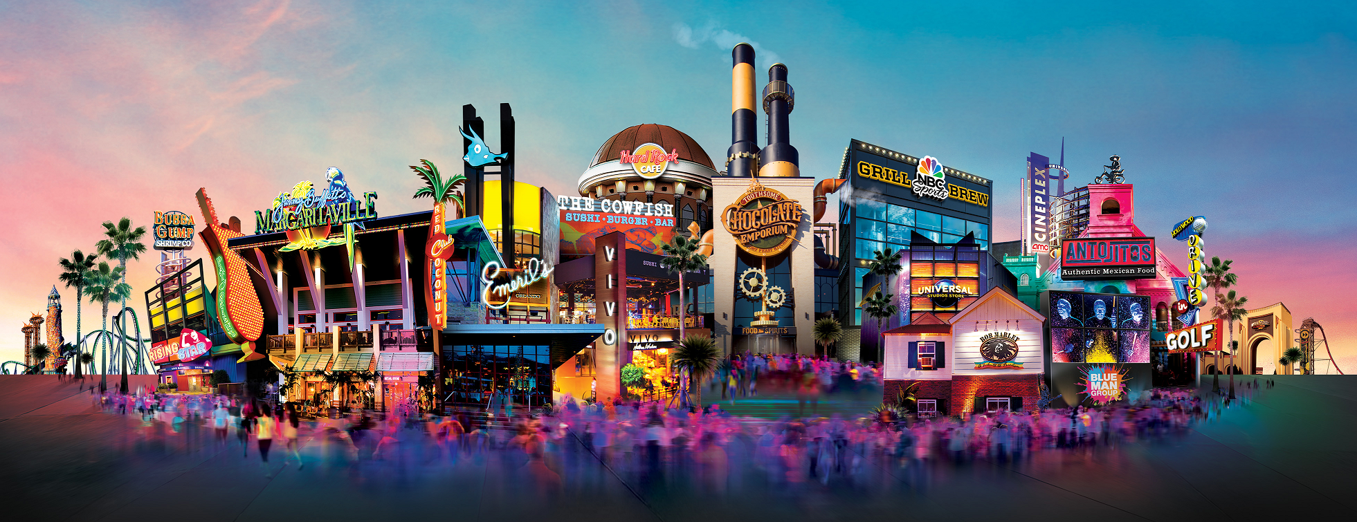 Universal CityWalk composite_edited