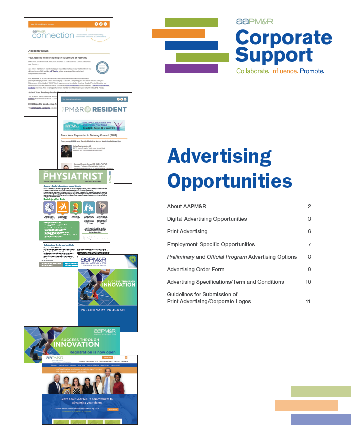 Advertising Opportunities Cover Snap Shot