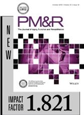 PM&R Journal Impact Factor 2020