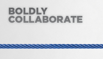 Boldly Collaborate